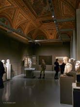 exposition rome et les barbares palazzo Grassi à Venise