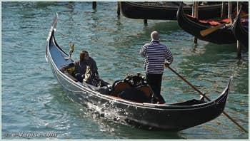 Vidéos Gondoles et Régates à Venise