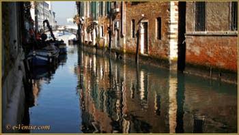 Vidéos Promenades en Bateau à Venise et dans ses îles.