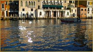 Vidéos du sestier de San Polo à Venise.