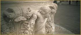 Détail du puits du Campo San Giovanni e Paolo, dans le Sestier du Castello à Venise