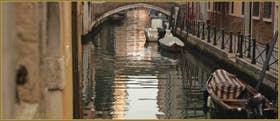 Le rio et la Fondamenta de San Giovanni Laterano, dans le Sestier du Castello à Venise