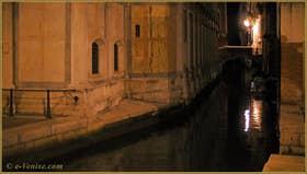 L'église, le pont et le rio dei Miracoli, dans le Sestier du Cannaregio à Venise