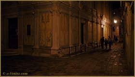 L'église Santa Maria dei Miracoli, dans le Sestier du Cannaregio à Venise