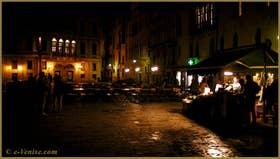 Le Campo Santa Maria Formosa, dans le Sestier du Castello à Venise