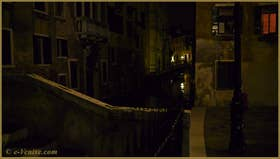 Le Campiello Querini Stampalia et le rio del Mondo Novo, dans le Sestier du Castello à Venise