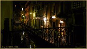 La Fondamenta del Remedio, dans le Sestier du Castello à Venise