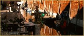Le Campo et le rio de le Gorne, dans le Sestier du Castello à Venise