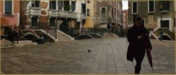 Le Campiello Querini Stampalia, dans le Sestier du Castello à Venise.