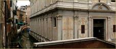 L'église Santa Maria dei Miracoli dans le Sestier du Cannaregio à Venise.