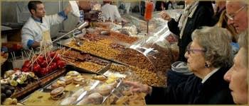La fête des enfants et des gourmands, le 21 novembre de chaque année lors des célébrations à l'église de la Madonna de la Salute à Venise.