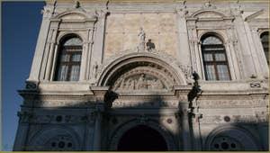 La Riva degli Schiavoni, face au bassin de Saint-Marc, dans le Sestier du Castello à Venise.