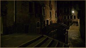 La Fondamenta de le Erbe, dans le Sestier du Cannaregio à Venise.