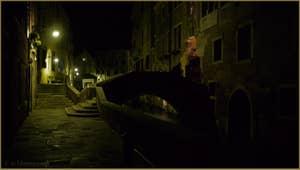 La Calle del Paradiso, dans le Sestier du Castello à Venise.