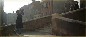 Le pont Cavallo sur le rio dei Mendicanti, dans le Sestier du Castello à Venise.