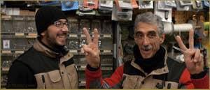Massimo Lancerotti, Quincaillerie, outillage et bricolage, 5399A, Calle Larga Giacinto Gallina, dans le Sestier du Cannaregio à Venise.