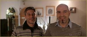 Marco et Davide, Orfèvres - Laberintho 2236, Calle del Scaleter dans le Sestier de San Polo à Venise.