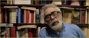 Franco Filippi, Editeur et libraire au Castello à Venise.