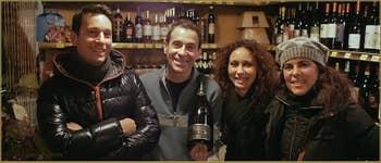 Bottigliera Colonna, marchands de vins et spiritueux dans le Castello à Venise.