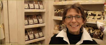 Monica, Chocolaterie Dolce Amaro
