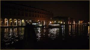 Les Fabriche Nove, sur le Grand Canal, dans le Sestier de San Polo à Venise.