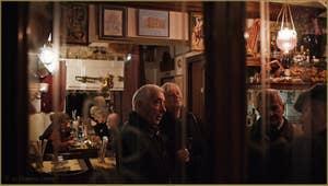 Sacro e Profano, Rialto Vechio o Parangon, dans le Sestier de San Polo à Venise.