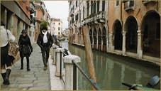 Fondamenta San Felice, dans le Sestier du Cannaregio à Venise.