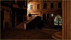 Le Campo dei Miracoli, dans le Sestier du Cannaregio à Venise.