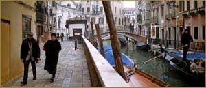 La Fondamenta dei Preti, dans le Sestier du Castello à Venise.