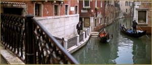 Fondamenta Anzolo, dans le Sestier du Castello à Venise.