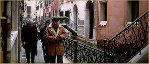 Fondamenta del Remedio, dans le Sestier du Castello à Venise.