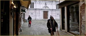Campo San Zaccaria, dans le Sestier du Castello à Venise.