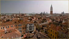 Venise depuis le Campanile de Santa Maria Formosa