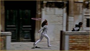 La joie de vivre des petits Vénitiens, Fondamenta Zen, dans le Sestier du Cannaregio à Venise.