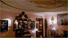 L'exposition Wunderkammer, Cabinet des Merveilles Contemporaines, Palazzo Widmann, dans le Sestier du Cannaregio à Venise.