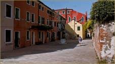 Entre San Giobbe et le Canal de Cannaregio