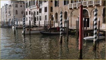 Reflets sur le Grand Canal de Venise