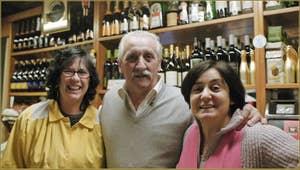 Chiuso Pierino et Maria Grazia, Bar-Pâtisserie , Salizada dei Greci, dans le Sestier du Castello à Venise.
