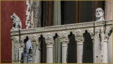 Le balcon du palazzo Bragadin Carabba, où s'accoudait Casanova
