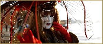 Carnaval de Venise : Masques et Costumes
