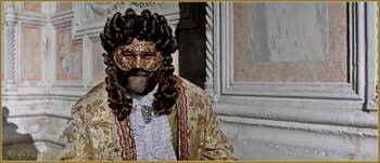 Carnaval de Venise : Belles et Beaux du Carnaval vénitien.