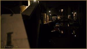 Les Nuits de Venise : le rio del Mondo Novo, dans le Sestier du Castello.