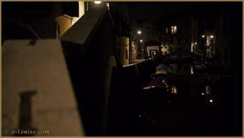 Les Nuits de Venise : le rio del Mondo Novo