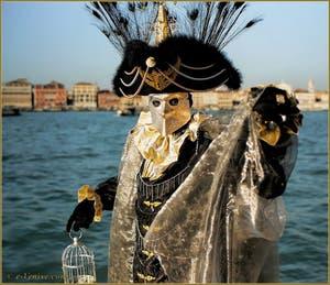 Le Carnaval de Venise : l'Oiseleur
