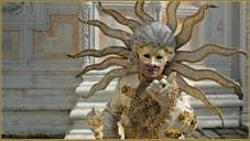 Carnaval de Venise : Casanova Soleil