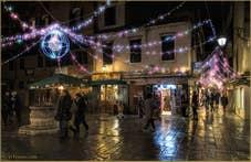 Illuminations de Noël à Venise