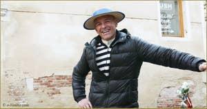 Igor Vignotto, 12 fois vainqueur de la Regata Storica de Venise