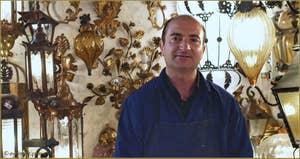 Jonathan Ceolin, ferronnier d'art, Castello