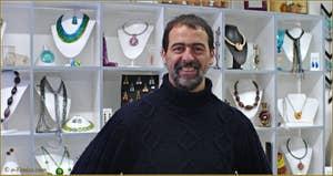 Marco Franzato, Maître Verrier à Santa Croce