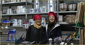 Valentina et Cristina, Gral, fournitures de cuisine, 4303 Calle de l'Oca, Cannaregio